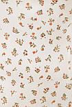Летнее платье миди белое в цветочек Даная, фото 5