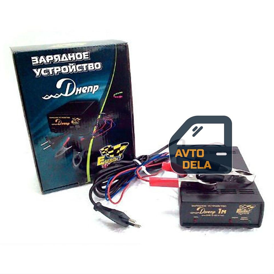 Импульсное зарядное устройство для автомобильного аккумулятора Днепр 1M
