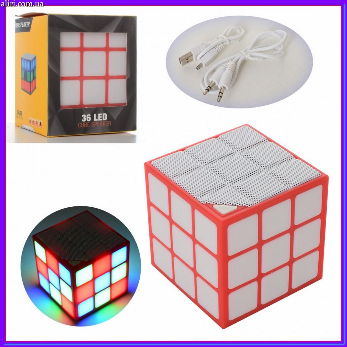 Портативная колонка куб SB72