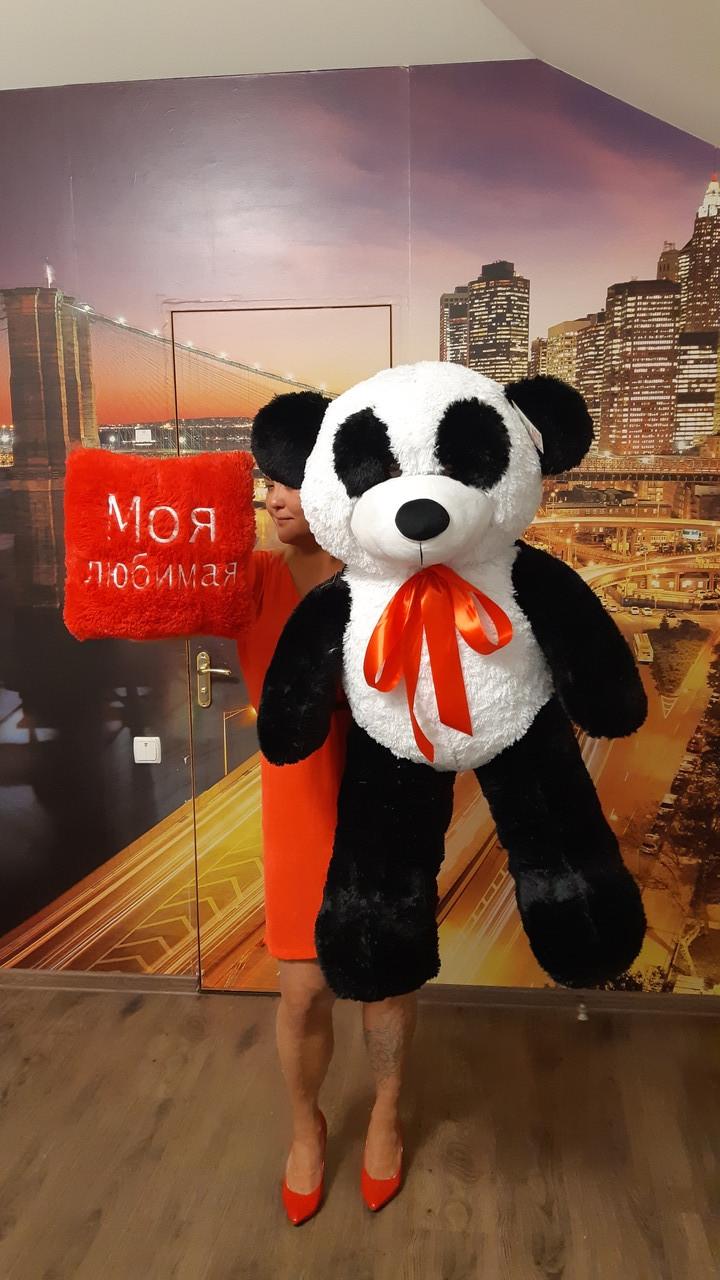 Панда плюшевая 150 см