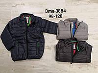 Куртка для мальчиков оптом, Glo-story, 98-128 см,  № BMA-3884