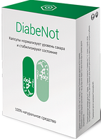 DiabeNot - капсулы от диабета (ДиабеНот)