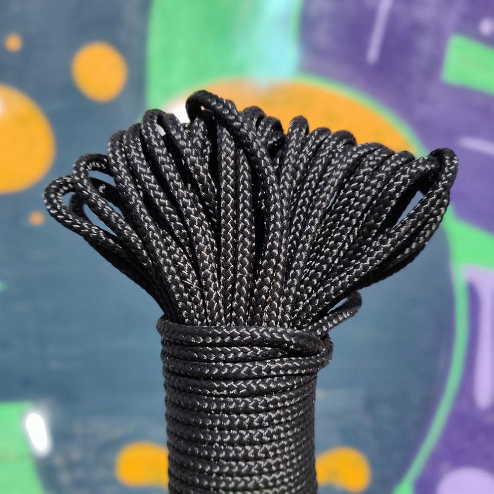 Шнур полипропиленовый (плетеный) 3 мм - 200 метров