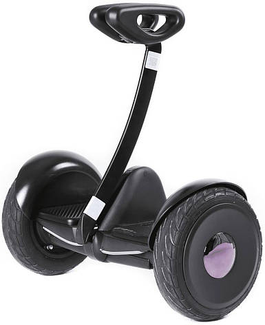 Мини сигвей гироскутер Ninebot Mini Robot 54V Черный Black.Міні сігвей гіроскутер. Найнбот мини Робот, фото 2