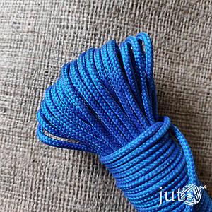 Шнур полипропиленовый (плетеный) 3 мм - 200 метров Синий