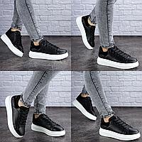 Женские кроссовки летние черные Brut 1996. Размер 38 - 24,5 см. Обувь женская