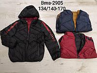 Куртка для мальчиков оптом, Glo-story, 134/140-170 см,  № BMA-2905