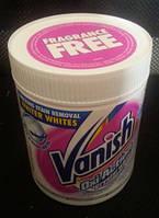 Пятновыводитель для белого белья Vanish Oxi Action Crystal White