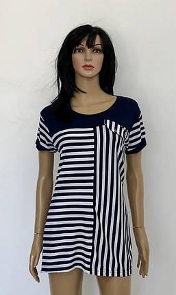Женская вискозная блуза, фото 2