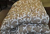 Одеяло овчина 200х220/Теплое одеяло/Одеяло овчина/Одеяло шерстяное/Одеяло (Дождик)/Одеяло евро размер