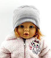 Оптом шапки 50 по 54 размер детская головные уборы детские, фото 1