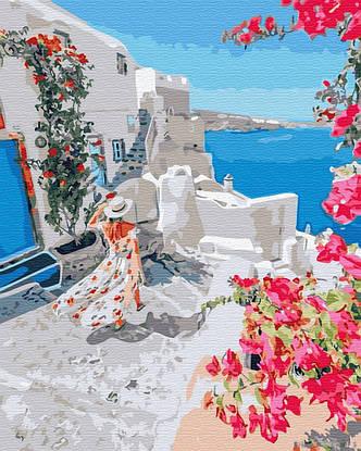 Картина по номерам Солнечная Греция, фото 2