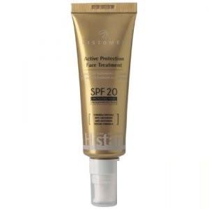 Histomer Histan Active Protection Face Cream SPF20 - Крем омолаживающий для лица и шеи с эффектом анти-гликаци