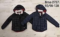 Куртка для мальчика оптом, Glo-story, 92/98-128 см,  № BMA-2727