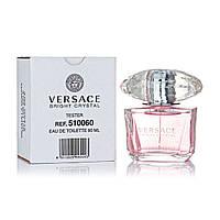 ТЕСТЕР Женские духи Versace Bright Crystal 90 ml (Версаче Брайт Кристал)