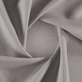 Ткань для перетяжки мягкой мебели шенилл Перфекто (Perfecto) серо-сиреневого цвета