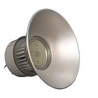 ElectroHouse LED светильник складской, промышленный для высоких пролетов  high-bay 100W 6500K 9000Lm IP20 Ø35см