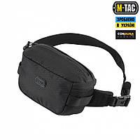 M-Tac сумка Tactical Waist Bag Elite Hex (Black)