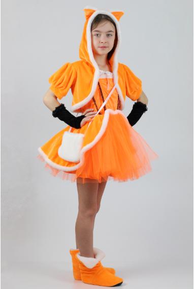 Дитячий маскарадний костюм Лисиця