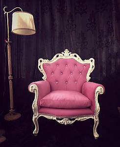 Классическое мягкое кресло «Венеция»