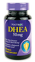 Дгэа, DHEA, для женского здоровья 50 мг. 60 капс. купить США