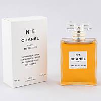ТЕСТЕР Женские духи Chanel N°5 Paris 100 ml  ( духи Шанель Номер 5 Париж)