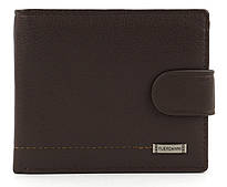 Стильний класичний чоловічий гаманець з штучної шкіри FUERDANNI art. 4355-S001