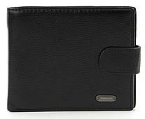Стильний класичний чоловічий гаманець з штучної шкіри FUERDANNI art. 404-bl