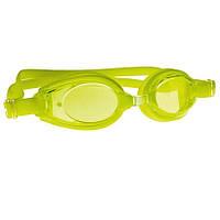 Очки для плавания Spokey Barracuda, детские, салатовые