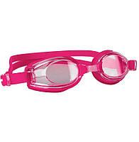 Очки для плавания детские Spokey Barracuda, розовые