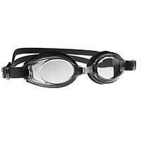 Очки для плавания Spokey DIVER CLEAR, черные