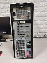 Двухпроцессорная рабочая станция DELL T5500 2 x XEON Е5645/24Gb/SSD240Gb + HDD1TB/ Quadro K2000 2GB 24 потока!, фото 3