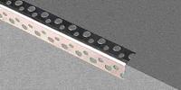 Уголок защитный алюминиевый 3м