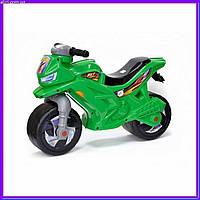 Мотоцикл детский 2-х колесный 501-1G Зеленый