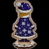 Набор для вышивания бисером по дереву FLK-298, фото 4