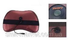 Массажная подушка 6 роликов CHM-8028-6, фото 3