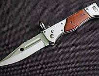 Выкидной складной армейский нож АК-47