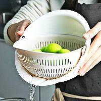 Сито дуршлаг для промывки круп и овощей, фото 1