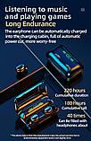 Беспроводные наушники TWS F9-5С Черные Bluetooth  сенсорные HD Stereo Heavy Bass PowerBank., фото 5