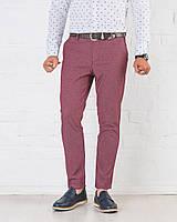 Брюки зауженные молодежные мужские модные Slim Fit
