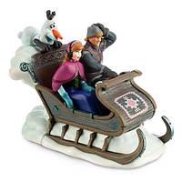 Сани крижане серце Frozen Sleigh Wind-Up Toy