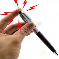 Ручка - шокер. Шариковая ручка с приколом