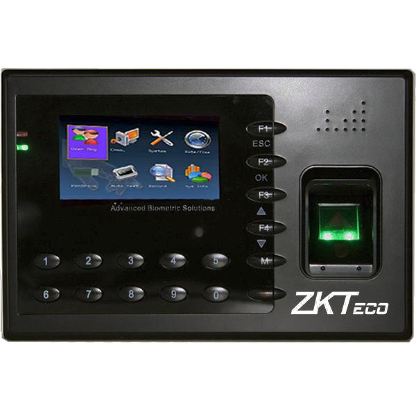 Биометрический контроль рабочего времени ZKTeco B3C