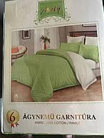 Набор постельного белья Mely 6-евро двухспалка Венгрия
