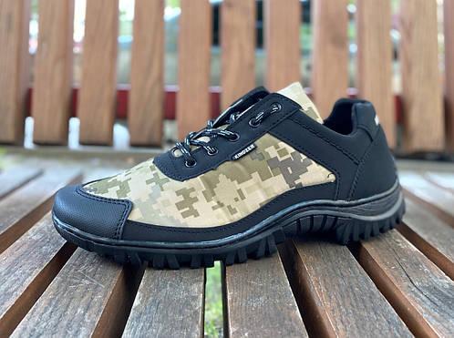 Кросівки камуфляжні чоловічі тактичні прошиті (40,42,45 розмір)