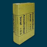 AcousticWool Sonet F звукоизоляция пола  20мм.  120 кг/куб.м
