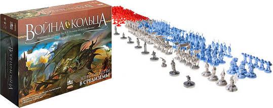 Настольная игра Война Кольца, фото 2