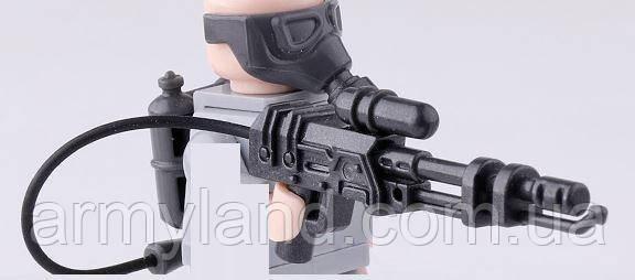 Комплект огнеметчика , конструктор BrickArms, фото 2