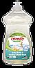 Органічне миючий засіб-концентрат для дитячого посуду, пляшок, сосок Friendly organic 739 мл
