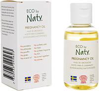 Органічне масло від розтяжок для вагітних Eco by Naty 50 мл